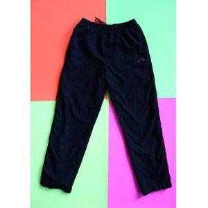 Kappa Black/Red Track Pants